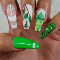 manicure christmas | Tumblr