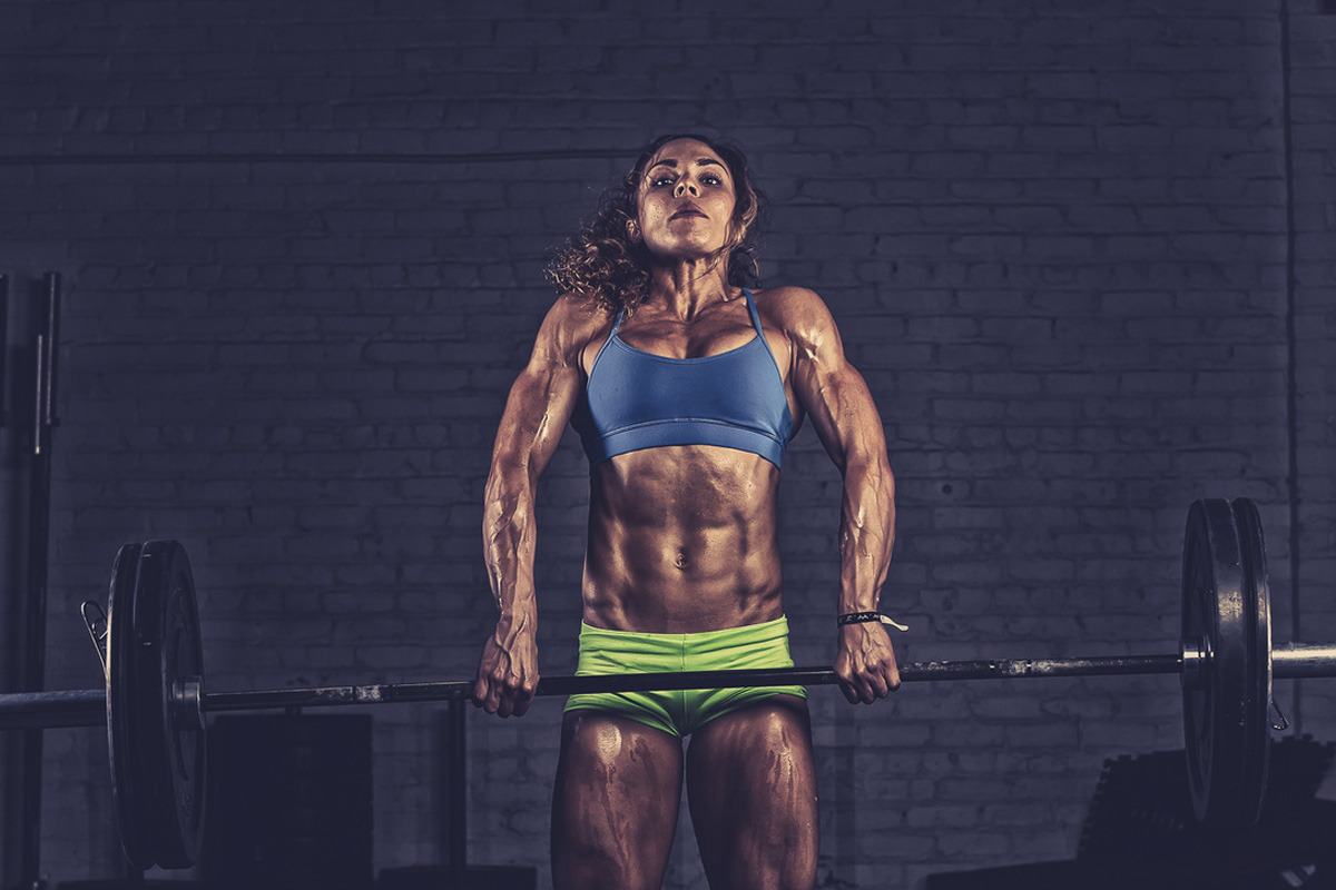 Crossfit Wallpaper Girls Girl Meets Strong Girls Doing Crossfit By Simply