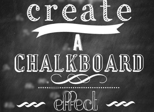 Download this Free Font Chalkboard Effects (13 Fonts) - AnyPromo Blog