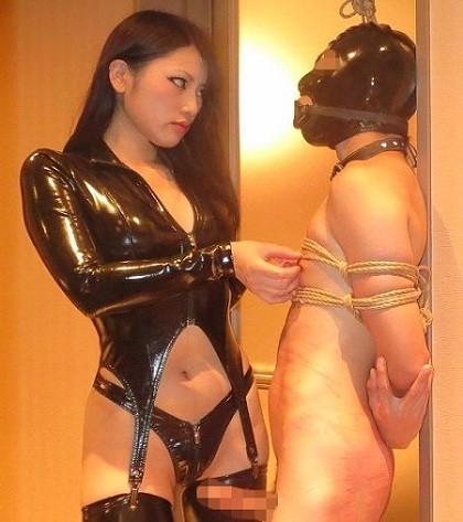 hot asian femdom