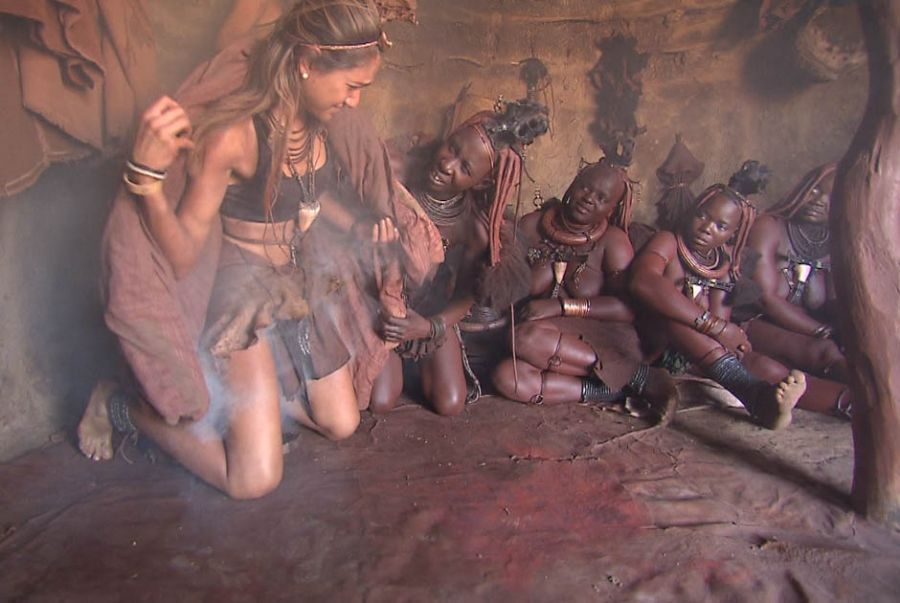 african tribe orgy