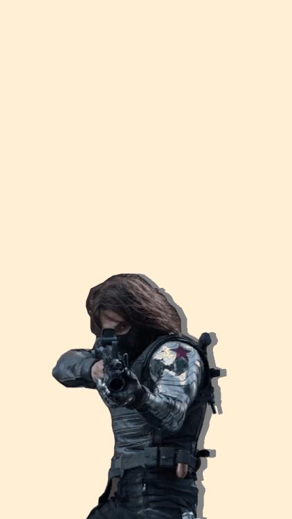 Cute Cap Bucky Iphone Wallpaper Free Lockscreens Tumblr
