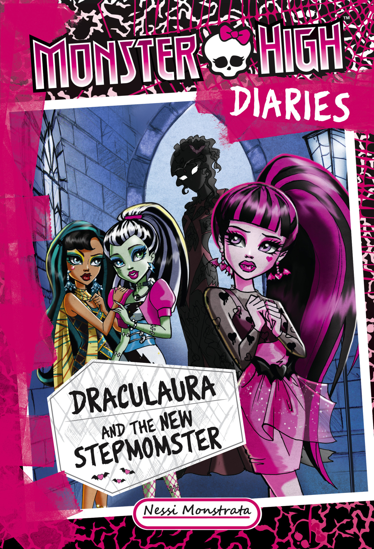Libros Monster High Darth Alinart S Monster High Diaries Draculaura And The
