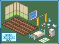pixel bedroom | Tumblr