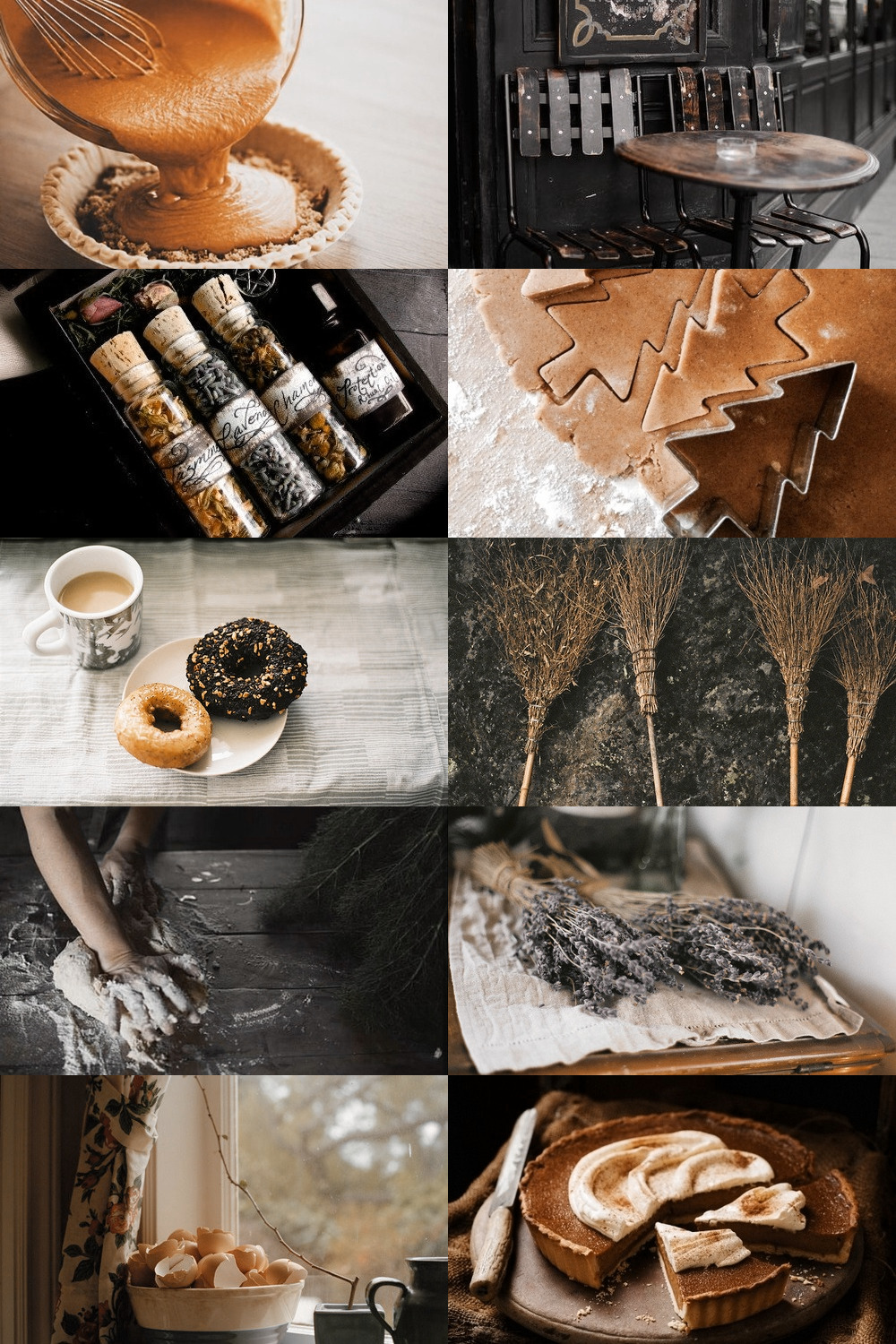 Fall Cottage Wallpaper An Aesthetic Blog For The Cottage Kitchen Witches