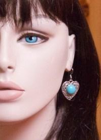 Jessabellas Vintage On Etsy  Boho Love 3 These pierced ...