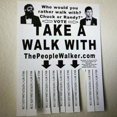 History Of Chuck - My vote is #Chuck! #fliers #flier #flyers