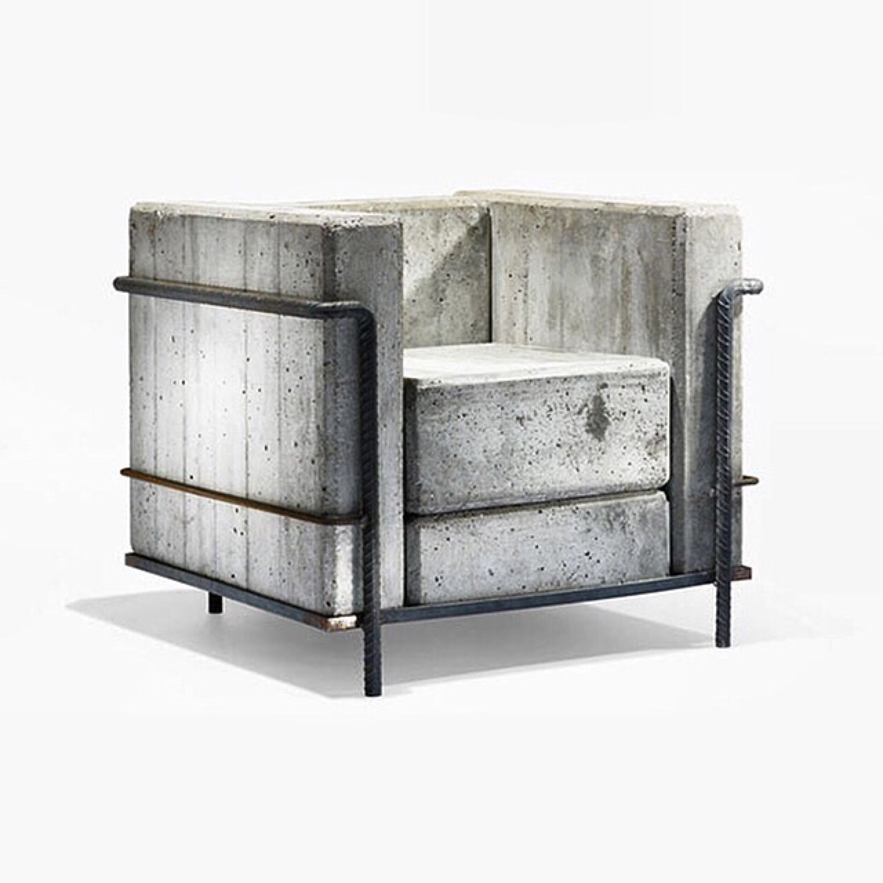 Armchair On Youtube Bauhaus Movement Magazine A Concrete Version Of A