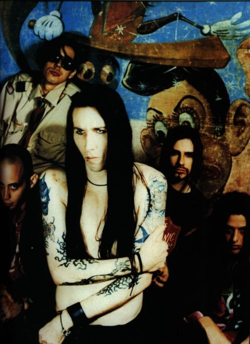 Cute Guy Iphone Wallpaper Marilyn Manson Young On Tumblr