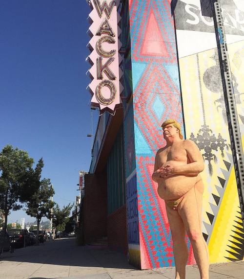 mslovejoy:  Donald Trump   Hollywood, CA