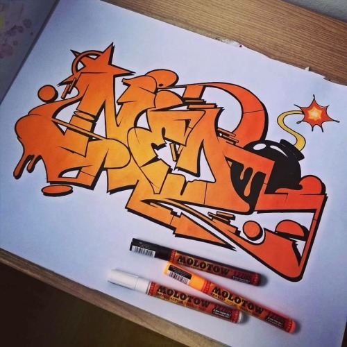 ldkcrew:  Nedo by Ace