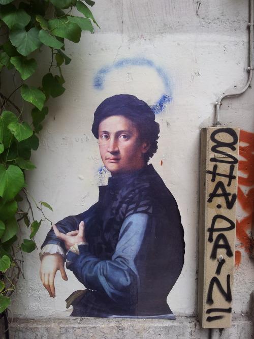 paris-streetart:  - Hipsters…