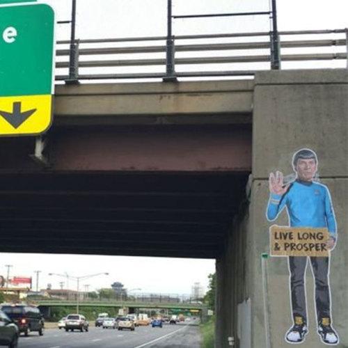 graffitilanes:  skwad55:life-long-&-prosperLive long & prosper.