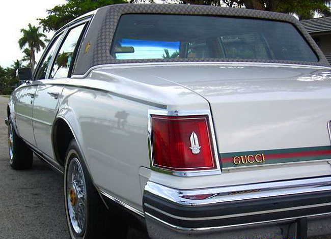 1978 Cadillac Seville Gucci Edition Girls And Cars Pinterest What Is A  Mileage Log