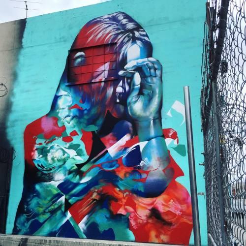 lostangelesstreetart:  @hueman_ #streetart #losangeles #mural #art #streetartist #urbanart #rsa_graffiti #rsa_preciousjunk #rsa_streetview #dsb_graff #artist #arte #arteurbano #royalsnappingartists #tv_streetart #infamous_family #igla #igersla #LA #hueman #dtla (at Arts District, Los Angeles)