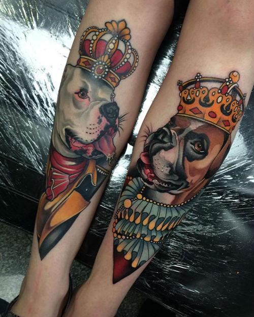 thievinggenius:  Tattoos done by Johnny Domus Mesquita.