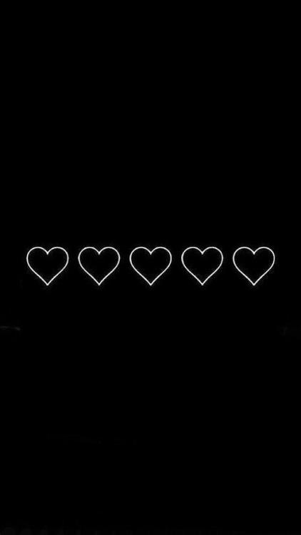 Despacito Wallpaper Hd Black Heart On Tumblr