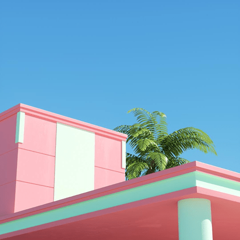 Glossier Iphone Wallpaper Palm Tree Dreams Tumblr