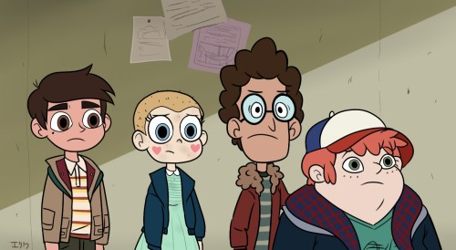 Gravity Falls Cast Wallpaper Star Vs The Forces Of Evil Toffee Tumblr
