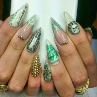 dollar nails | Tumblr