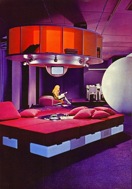 Artifort Sofa Space Age Furniture | Tumblr