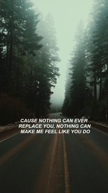 Alone Girl Wallpaper With Quotes Justin Bieber Lyrics On Tumblr