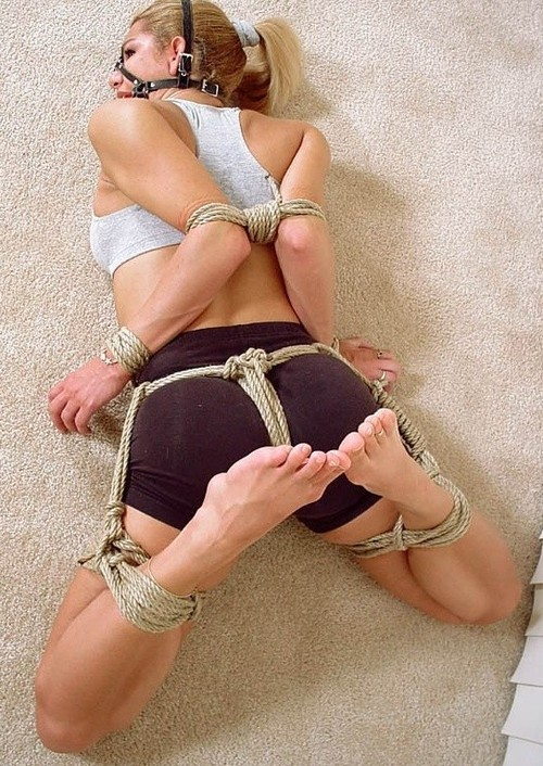 extreme elbow bondage tight