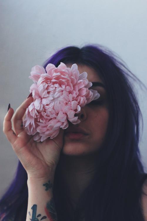 Cute Ulzzang Wallpaper Pink Flower Tumblr
