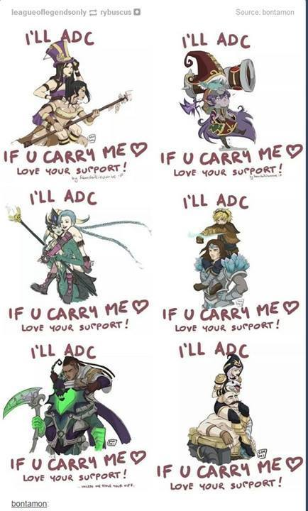 ADC x Support LOL Comics Pinterest Comic - writing an appeal letter