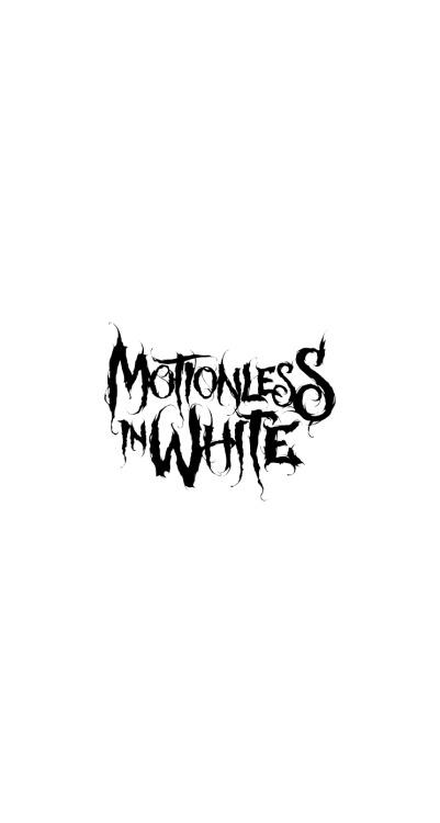 Cute Halloween Ghost Wallpaper Motionless In White Logo Tumblr