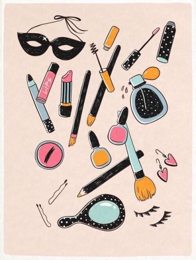 makeup wallpaper | Tumblr
