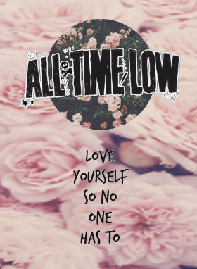 Jack Barakat Quotes Wallpaper All Time Low Therapy On Tumblr