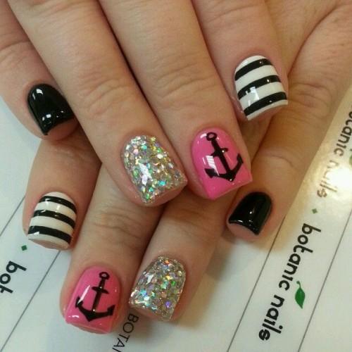 cute nail designs on Tumblr