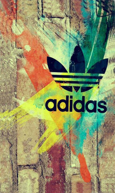 Sick Iphone 4 Wallpapers Adidas Logo On Tumblr