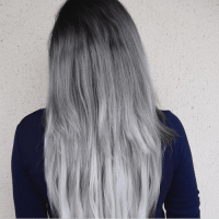 gray-hair-ombre | Tumblr