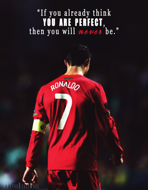 Soccer For Life Wallpaper Quotes Cr7 Quotes Tumblr