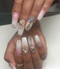 long nails / | Tumblr