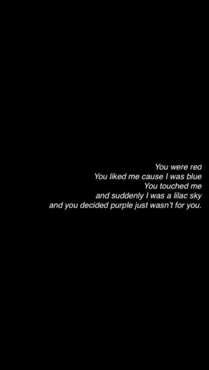 Fall Out Boy Wallpaper Lyrics Black Aesthetic Blog Tumblr