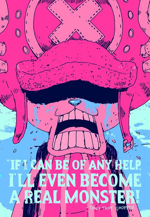 Gurren Lagann Quotes Wallpaper Omocat 183 Medium One Piece Quote Posters Are Now