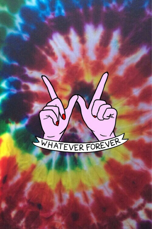 Galaxy Wallpaper With Tagalog Quotes Cool Tie Dye Tumblr