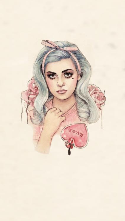 Cute But Psycho Wallpaper Cute Melanie Martinez Tumblr