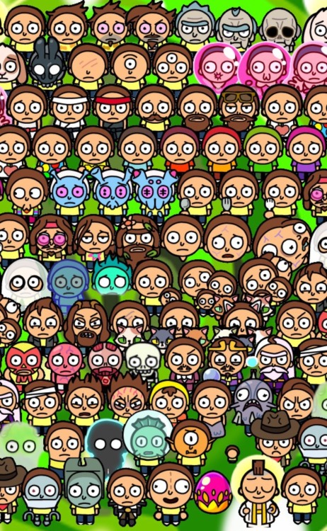 Cool Gravity Falls Wallpapers Pocket Morty Spoilers Tumblr