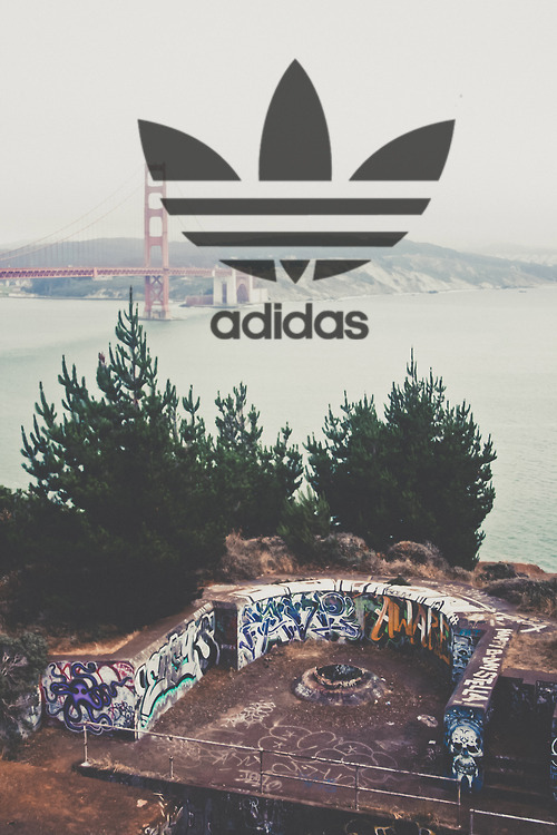 Sick Iphone 4 Wallpapers Adidas Logo On Tumblr
