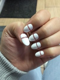 oval nails on Tumblr
