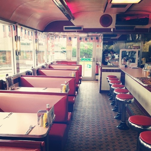 Cool Car Wallpapers 500 Vintage Diner On Tumblr