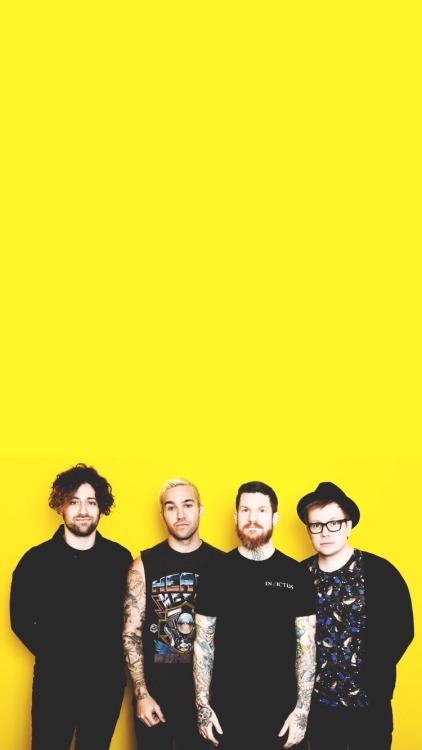 Fall Out Boy Lyrics Wallpaper Fall Out Boy Wallpaper On Tumblr
