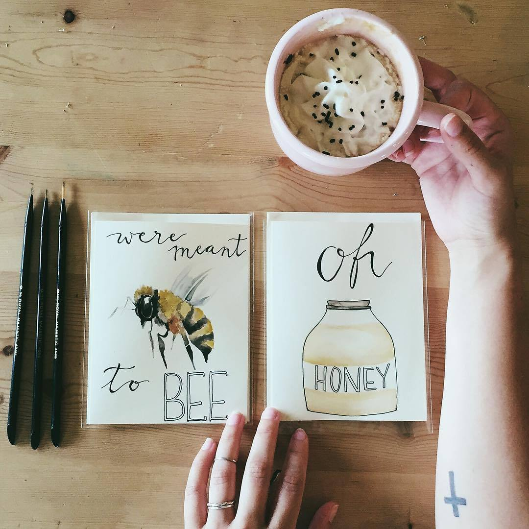My Yellow Farmhouse Blog Dark Lovely Deep