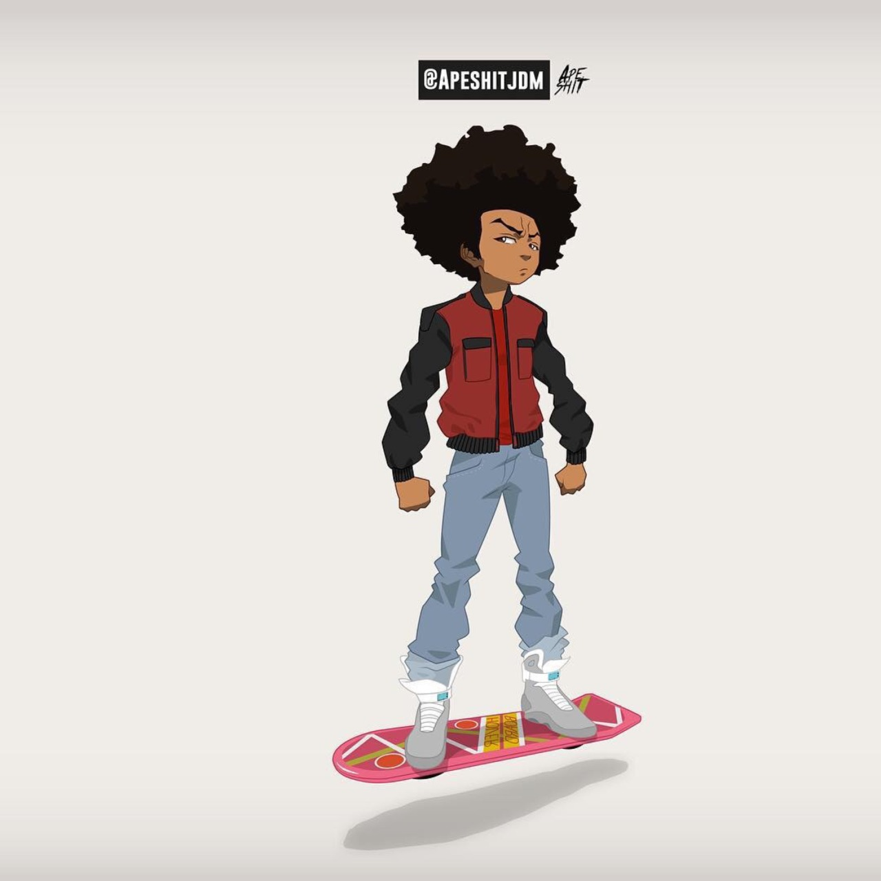 Jordans Wallpaper For Girls The Bench Hokage Back To The Boondocks Created By