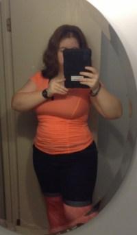 bathroom mirror selfie on Tumblr