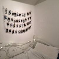photo wall on Tumblr